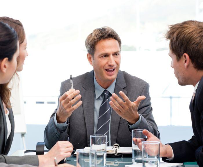 psc meeting in boardroom