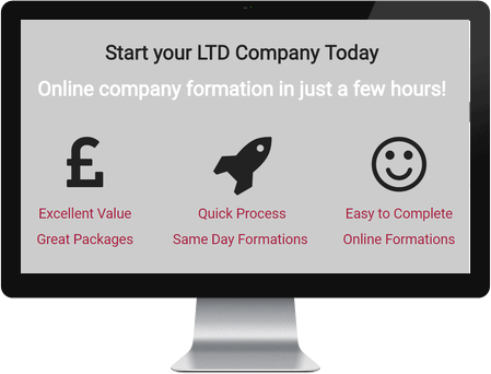 Start a Limited company online